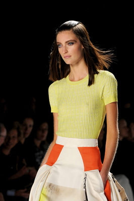 Fashion Week New York 2012: Carolina Herrera; Rechte: imago stock & people