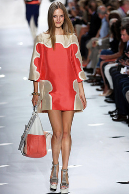 Fashion Week New York 2012: Diane von F�rstenberg; Rechte: imago stock & people