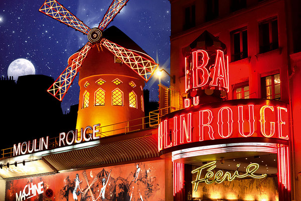 Moulin Rouge; Rechte: Moulin Rouge