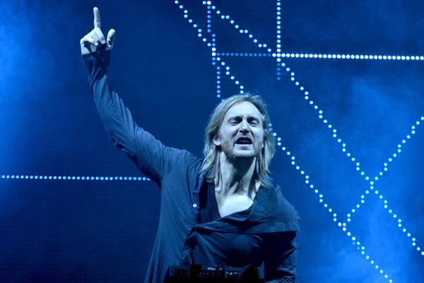 David Guetta in D�sseldorf; Rechte: WDR/Jan Knoff