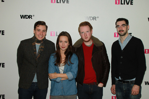 Two Door Cinema Club; Rechte: WDR