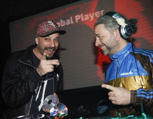 Global Player Baile Banger do Brasil; Rechte: WDR