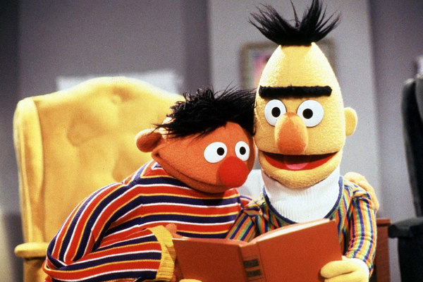 Ernie &#038; Bert