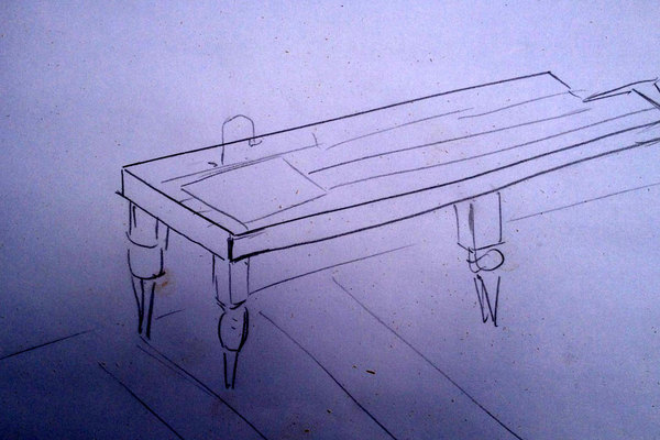 skizze waschtisch. Black Bedroom Furniture Sets. Home Design Ideas