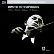 Great Conductors of the Twentieth Century Mitropolous CD Cover; Rechte: WDR