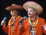 Eugen & Akkordmalocher; Rechte: WDR/M.Eggert