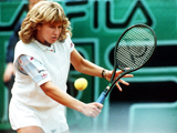 Steffi Graf 1987; Rechte: picture alliance/dpa