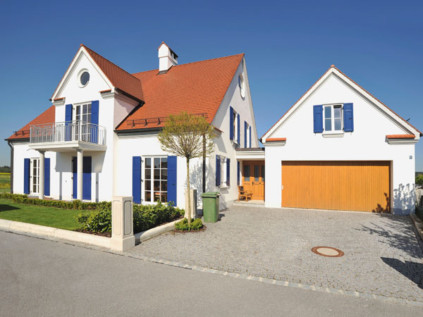 Wdr 4 for Haus mit garage