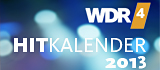 WDR 4 Hitkalender 2013; Rechte: WDR