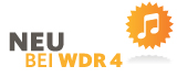 Neu bei WDR 4 - Icon ; Rechte: WDR