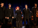 Esther Ofarim und Ensemble; Rechte: WDR/M. Thiesen