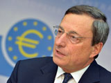 Mario Draghi; dpa