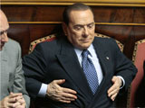 Silvio Berlusconi; Rechte: imago_stock_people