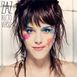 "ZAZ: ""Recto Verso""; Sony Music Entertainment"