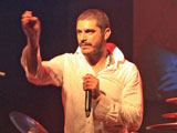 Criolo beim big Up Konzert in Berlin; WDR