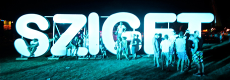 Sziget Festival 2012; WDR/ Derstappen