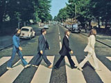 "Beatles: ""Abbey Road"", Cover, Ausschnitt; Virgin Records (EMI)"