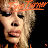 Cover der Help-Version von Tina Turner; Capitol