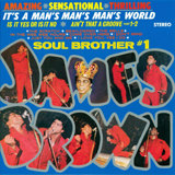 Cover von James Brown It's a man's man's man's world; Rechte: King Records