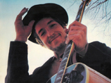 Cover von Bob Dylans Album Nashville Skyline; Columbia Records