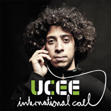 Plattencover von U-Cee International Call; Faust Records