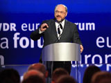 Predsjednik Europskog parlamenta Martin Schulz; WDR Olivier Hoslet