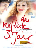 Plakat zum Film: Marc (Gaspard Proust) und Alice (Louise Bourgoin); Prokino