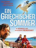 Filmplakat: Fischer Demosthene (Emir Kusturica) und sein Sohn Yannis (Thibault Le Guellec) zusammen mit Angeliki (Jade-Rose Parker); Neue Visionen