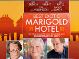 Best Exotic Marigold Hotel DVD-Cover; Twentieth Century Fox