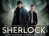 Cover der TV-Serie BBC Sherlock - Season 2; BBC