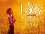 DVD-Cover: The Lady - Ein geteiltes Herz; Rechte: Universum Film
