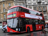 Der neue Doppeldecker in London; picture-alliance/dpa