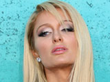 Paris Hilton bei den MTV-Awards; picture-alliance/dpa