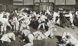 ; Rechte: Archiv des 1. Deutschen Judo-Clubs Frankfurt am Main e. V.