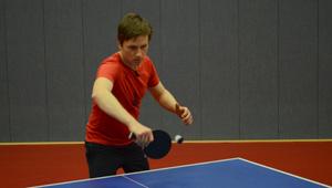 Johannes bei Training.; Rechte: WDR
