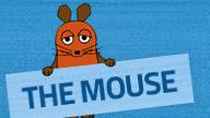 Text: The Mouse. Bild: Die Maus hält ein Schild; Rechte: WDR