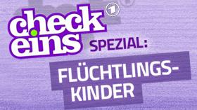 checkeins Spezial: Flüchtlingskinder; Rechte: WDR