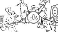Die Band; Rechte: WDR 2013