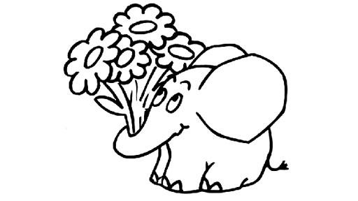 Malvorlagen Elefant Und Maus My Blog