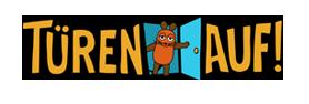 Logo Türen Auf; Rechte: WDR 2013
