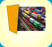 Containerterminal / 90451 Nürnberg