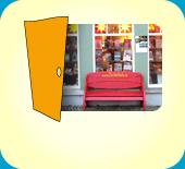 Buchladen / 06632 Freyburg