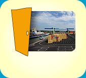 Flusshafen / 56626 Andernach
