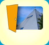 Kirche / 60388 Frankfurt
