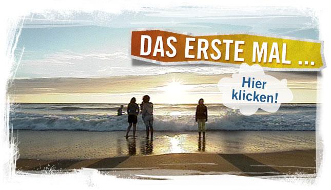 Strand mit untergehender Sonne; Rechte: WDR 2012