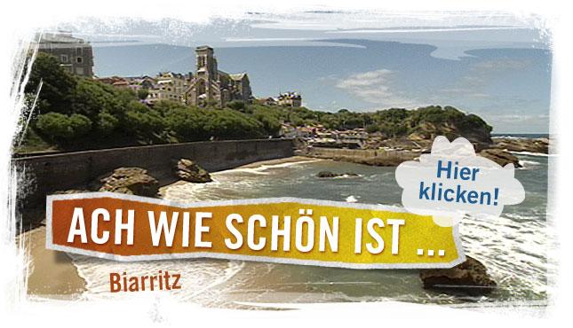 Küste vor Biarritz; Rechte: WDR 2012