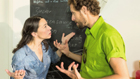 Mann und Frau streiten sich.; Rechte: WDR