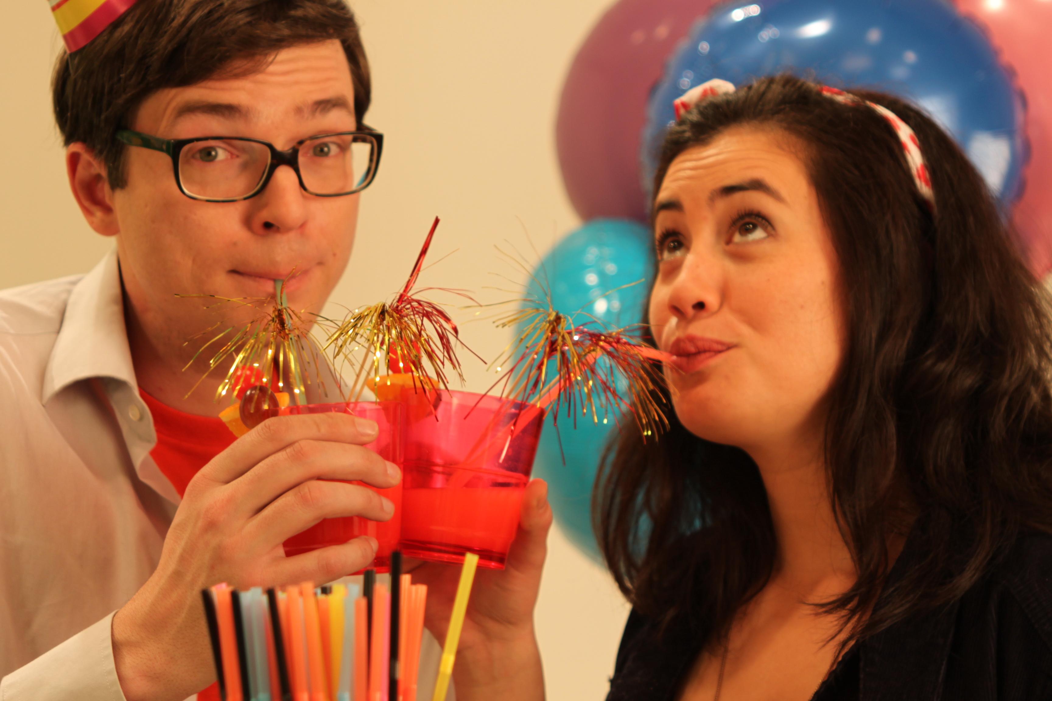 Ralph und Christine Partysendung; Rechte: WDR