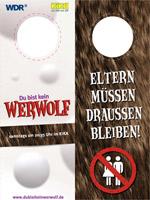 Downloads Türhängerschild neu; Rechte: WDR 2013