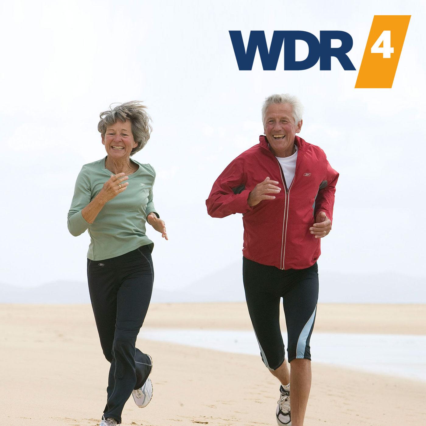 In unserem Alter im  WDR 4-Radio zum Mitnehmen; Rechte: WDR